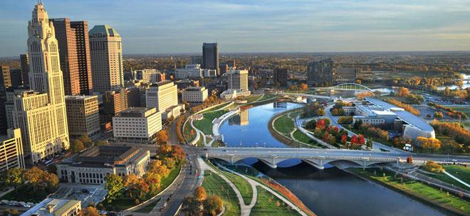 Columbus, Ohio area